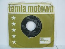"""RECORD 7"""" SINGLE THE FOUR TOPS STILL WATER LOVE 1247"""