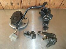 Kawasaki ZR7S H1 1999 - 2003 (ZR-7 F) Complete LockSet 1 Key VGC #131