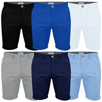 Mens Chino Shorts Stallion Casual Summer Cotton Half Pant New Cargo Combat Jeans