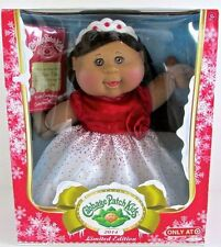 Cabbage Patch Kids AA Holiday Doll - Rare - LIMITED EDITION 2014