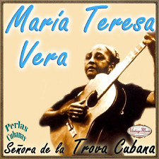 MARIA TERESA VERA CD Vintage Perlas Cubanas #218 / Señora De La Trova , Aurora