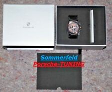 orig. Porsche Design 911 Turbo Chronograph Uhr Watch WAP0700830D