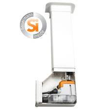 350 MM 140 Kg per coppia caricabile Nero Plarock STAND console sb-350 PVC
