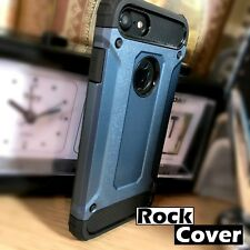 Apple iPhone 8 Urban Ballistic Rugged Dual Layer Blue Case PROPORT™