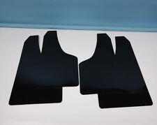 Rallyflapz 4mm PVC Mudflaps Ford Fiesta Mk7 incl Zetec S (2008 > 12) Black