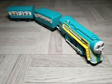 Thomas And Friends Track Master Motorised Trains Connor With Carriages