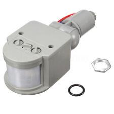Détecteur de capteur de mouvement PIR à infrarouge extérieur 110-220V Interrupte