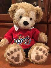"2013 Disney Parks Duffy Plush Stuffed Bear Disney World Land 13-1/2"""