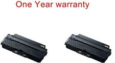 2 Black ink toner for Samsung MLT-D115L SL-M2870FW Mono Laser All-in-One Printer