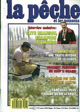 Revue  La pêche et les poissons No 517 Juin  88