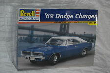 REVELL / MONOGRAM - (1969) '69 DODGE CHARGER - MODEL KIT (SEALED)