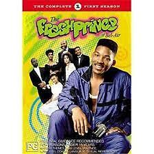 The Fresh Prince of Bel-Air The Complete Season 1 5-Disc Set  Region 4 DVD VGC