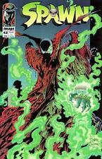 SPAWN #42 VF, Todd McFarlane script, Direct cover, Image Comics 1996