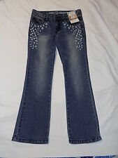 Route 66 Girls Skinny Boot Jeans Size 7