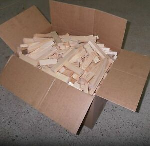 Anfeuerholz Anmachholz Brennholz Anzünd Holz 24 kg trocken ofenfertig ANGEBOT