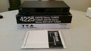 NAD 4225 TUNER fully functional COMPLETE W/ BOX MANUAL