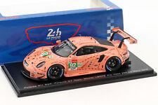 Porsche 911 (991) Rsr #92 Classe Gangant Lmgte-Pro 24h Lemans 2018 1:43 spark