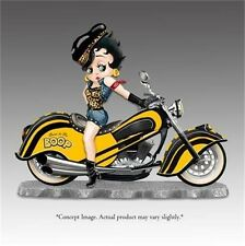 BETTY BOOP CHOPPER Born To Be Boop Collectible Figurine