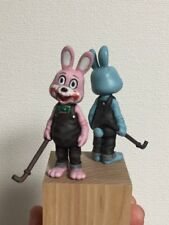 [free shipping](W_2673)Silent Hill Robbie the Rabbit Unpainted Resin Figure