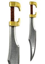 Leonidas LARP Schwert Waffe Polsterwaffe