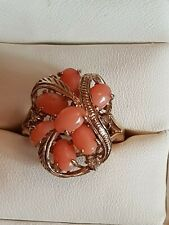 Ring Victorian Coral