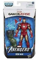 Marvel Legends Gamerverse Avengers Iron Man 6 Inch Action Figure