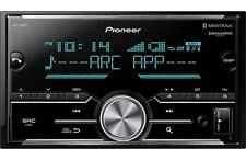 Pioneer MVH-S600BS Double DIN MP3/WMA Digital Media Player Bluetooth MIXTRAX