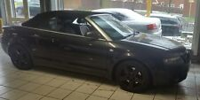 AUDI A4 B6 CAB CONVERTIBLE CABRIOLET 2.4 V6 BDV FYX AUTO LIGHT BREAKING SPARES