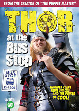 THOR AT THE BUS STOP JERRY & MIKE THOMPSON JOE BERRY VCI USA REGION FREE DVD NEW