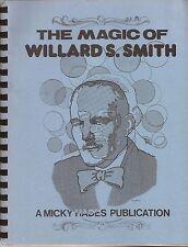 THE MAGIC OF WILLARD S. SMITH 1981