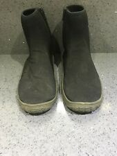 Land & Sea Sport Men's Black Water Sports Boots Size 8.5