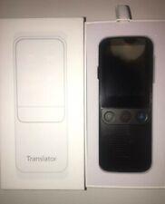 T2 Portable Voice Translator; Support voice/camera/photo translation 78 language