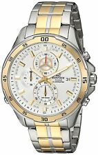 Casio Edifice Men's EFR547SG-7A9V Illuminator Chronograph Two-Tone 49mm Watch