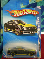 Hot Wheels 2010 Ford Mustang GT HW Garage Black