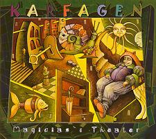 KARFAGEN – MAGICIANS THEATER  AKP  CD DIGI  CLASSIC  INSTRUMENTAL  ALBUM OF 2014