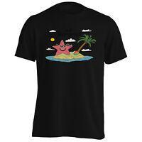hand drawn starfish island Men's T-Shirt/Tank Top h178m