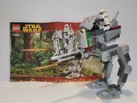 Lego Star Wars Clone Scout Walker Set 7250 Complete/Instructions/MiniFigure