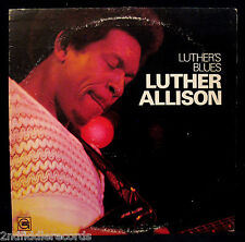 LUTHER ALLISON-LUTHER'S BLUES-Electric Blues Album-GORDY #G967V1