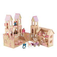 Kidkraft Prinzessinen Schloss - Holz Puppenhaus mit viel Zubehör