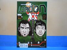 VERTIGO POP!: LONDON #4 of 4 2003 Vertigo/DC 9.0 VF/NM Uncertified PHILIP BOND-a