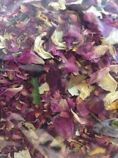 Natural Biodegradable Wedding Confetti Red rose Mix Petals,Dried vintage flowers