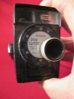 VINTAGE 1960'S KODAK BROWNIE FUN SAVER 8MM MOVIE CAMERA WORKS!