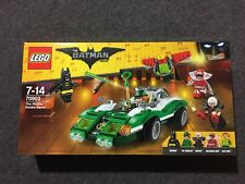 The LEGO Batman Movie The Riddler Riddle Racer 2017 (70903)