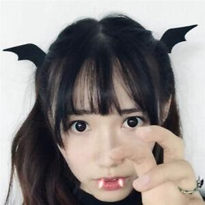 Devil Wings Bat Wings Hair Clip Cosplay Halloween Dress-up Costume Accessorie_cd