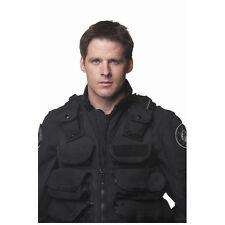 Ben Browder Stargate SG-1 in Black Vest White Background 8 x 10 inch photo