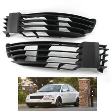 Front Bumper Lower Left & Right Grille for VW Passat GLS B5 B5.5 02-05 04 B00B