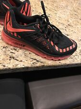 Nike Air Max 2015 Womens 746683-011 Black Lava Mesh Running Shoes Size 8.5