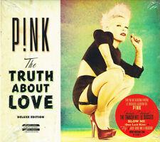 "Pink "" The Truth About Love "" 2012 RCA - Cd Nuovo Risigillato (Deluxe Edition) ."