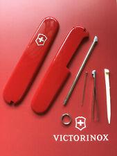 Victorinox Schalen Ersatzteil Taschenmesser 91mm Set Kugelschreiber Swiss Champ