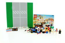 *NEW* Lego Car Racing Flags Chequered Printed Plates 2 pieces
